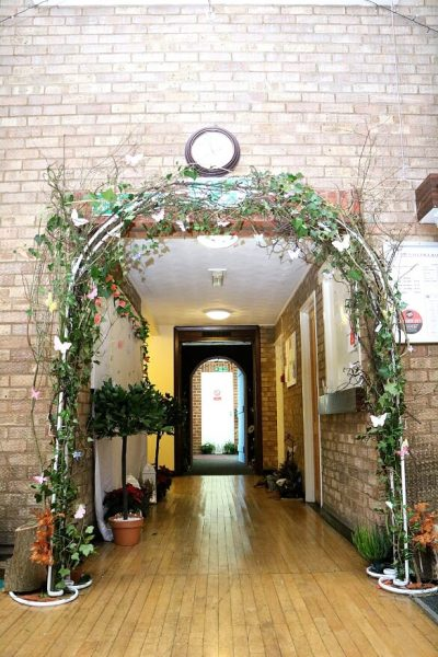 Wedding Door Arch