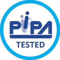 PIPA Tested logo