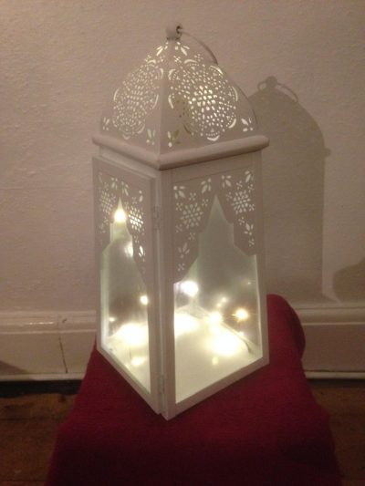 Wedding lantern hire