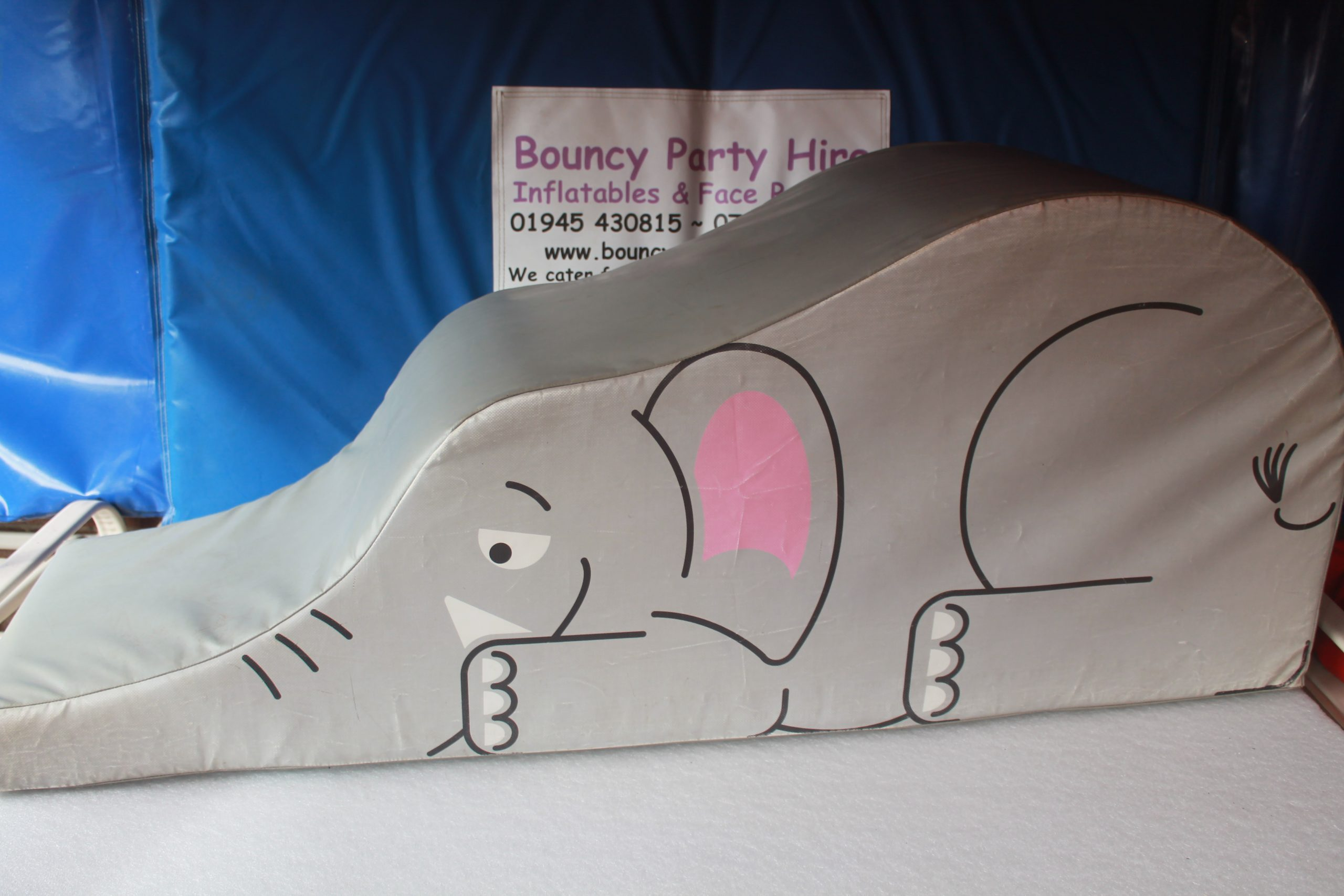 Elephant Slide soft play
