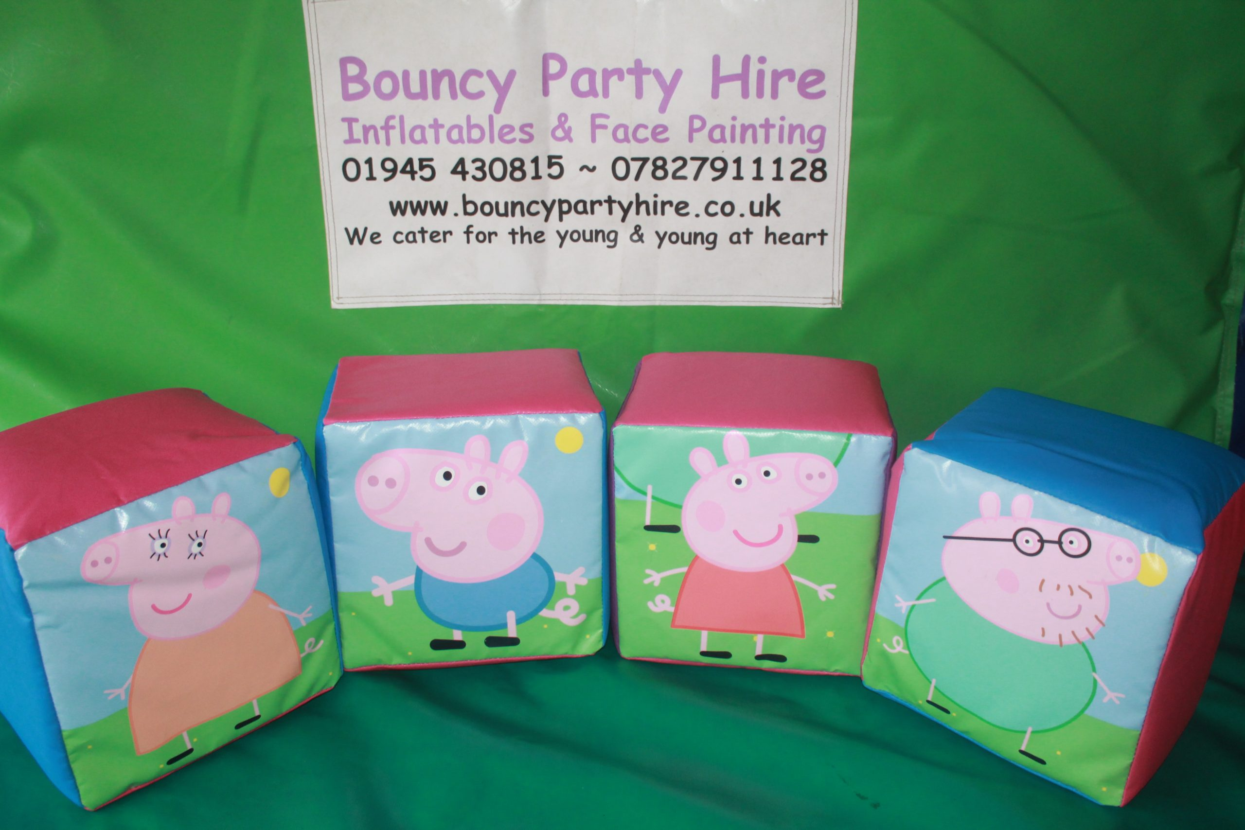 Pig soft play set