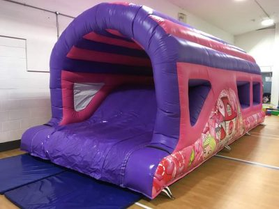 Princess obstacle course hire