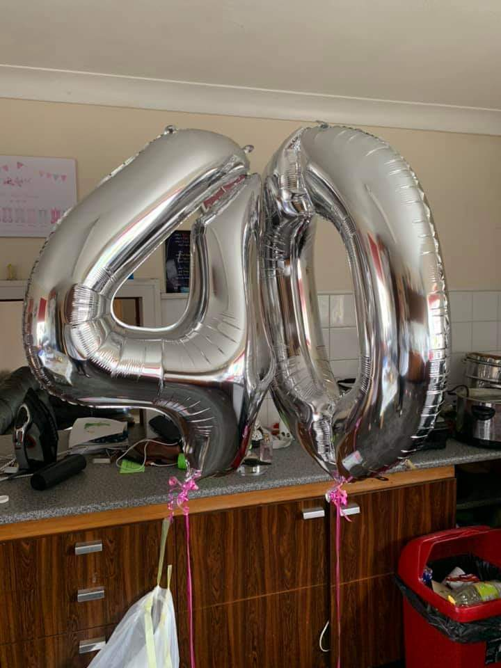 number balloons for sale