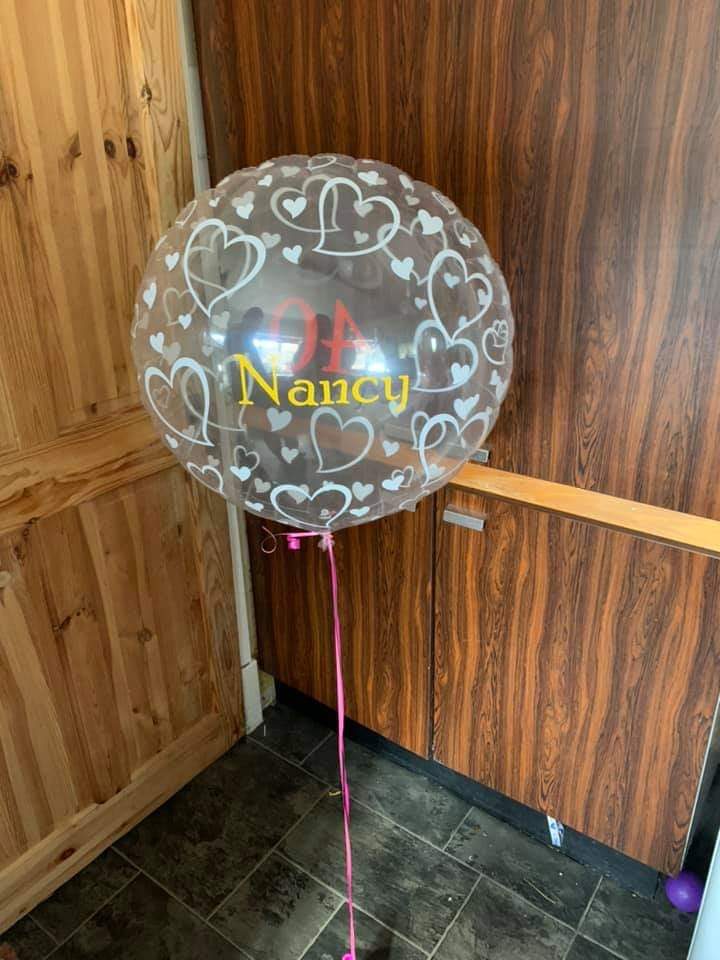 personalises helium balloons for sale
